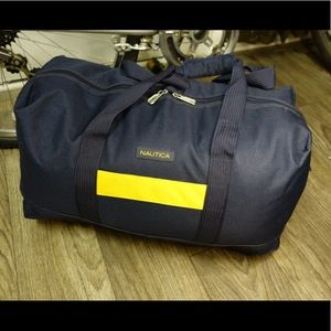 NAUTICA Weekend Travel Duffel Bag MEDIUM